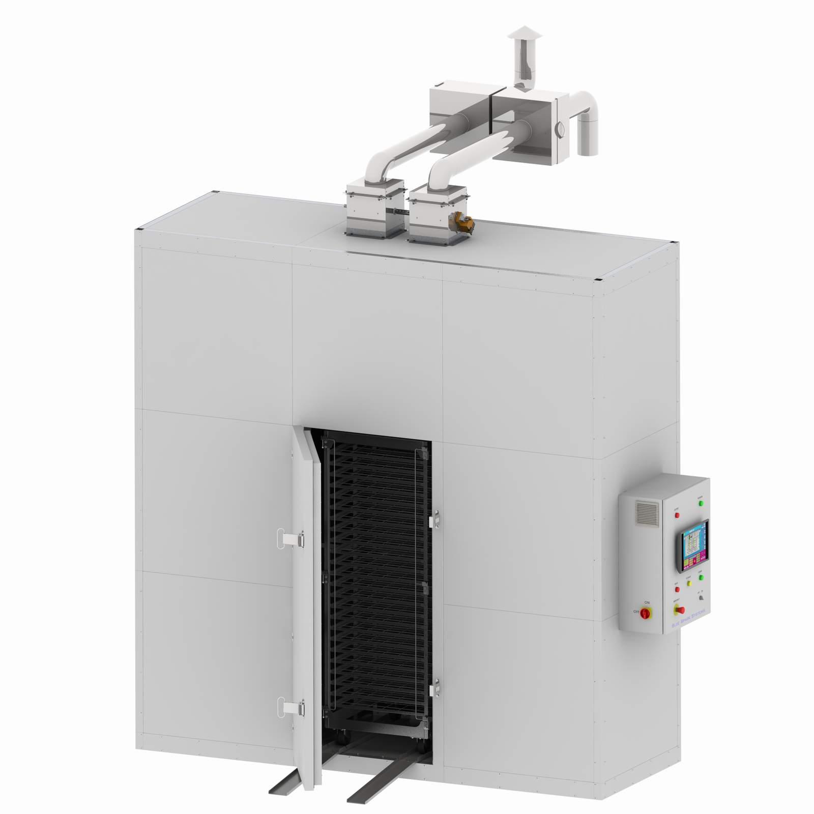 Deshidrator FD-1x1 50kg