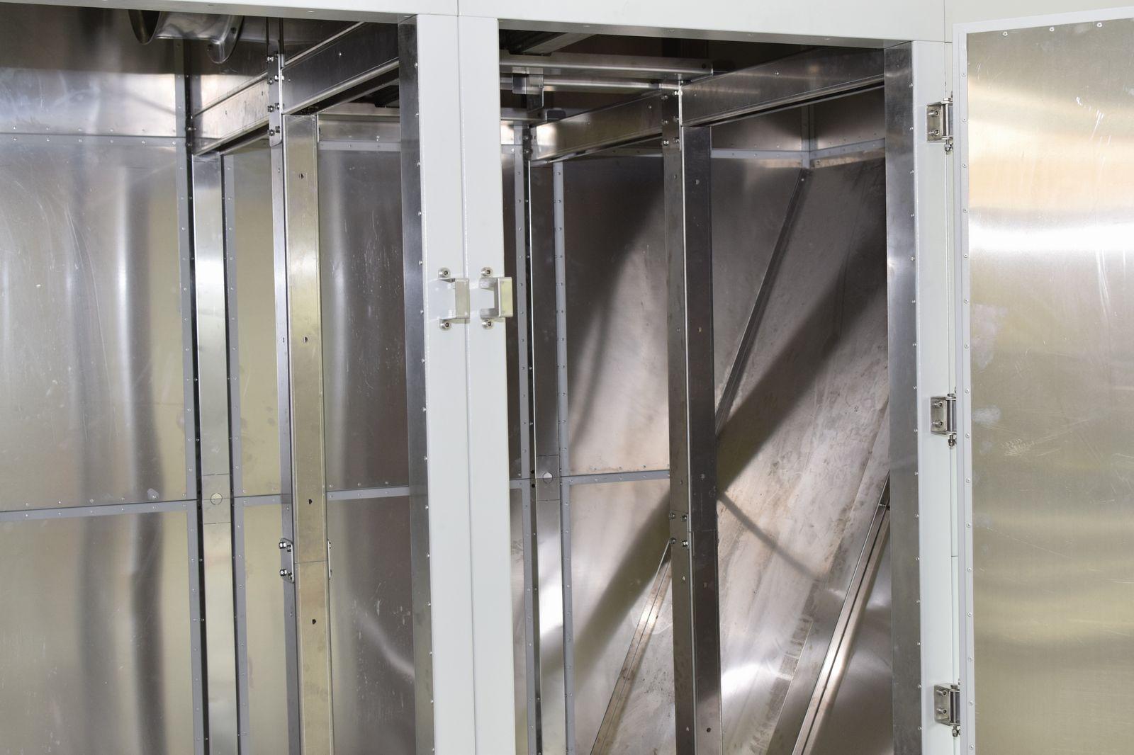 Interior deshidrator