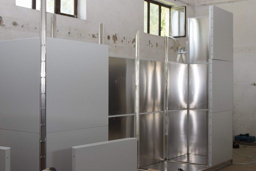 Montaj deshidrator modular