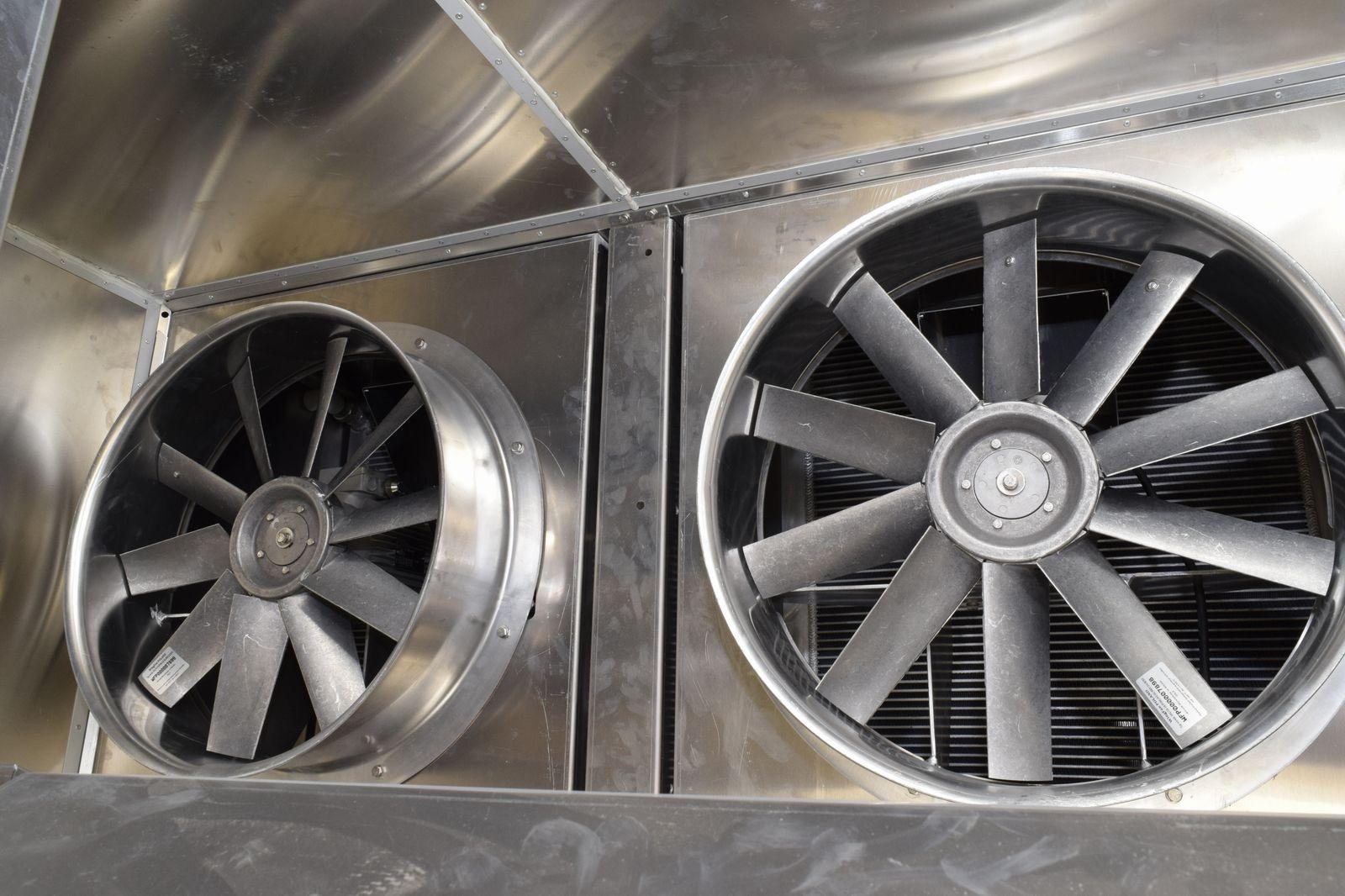 Ventilatoare deshidrator