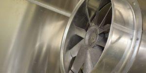 Ventilator deshidrator